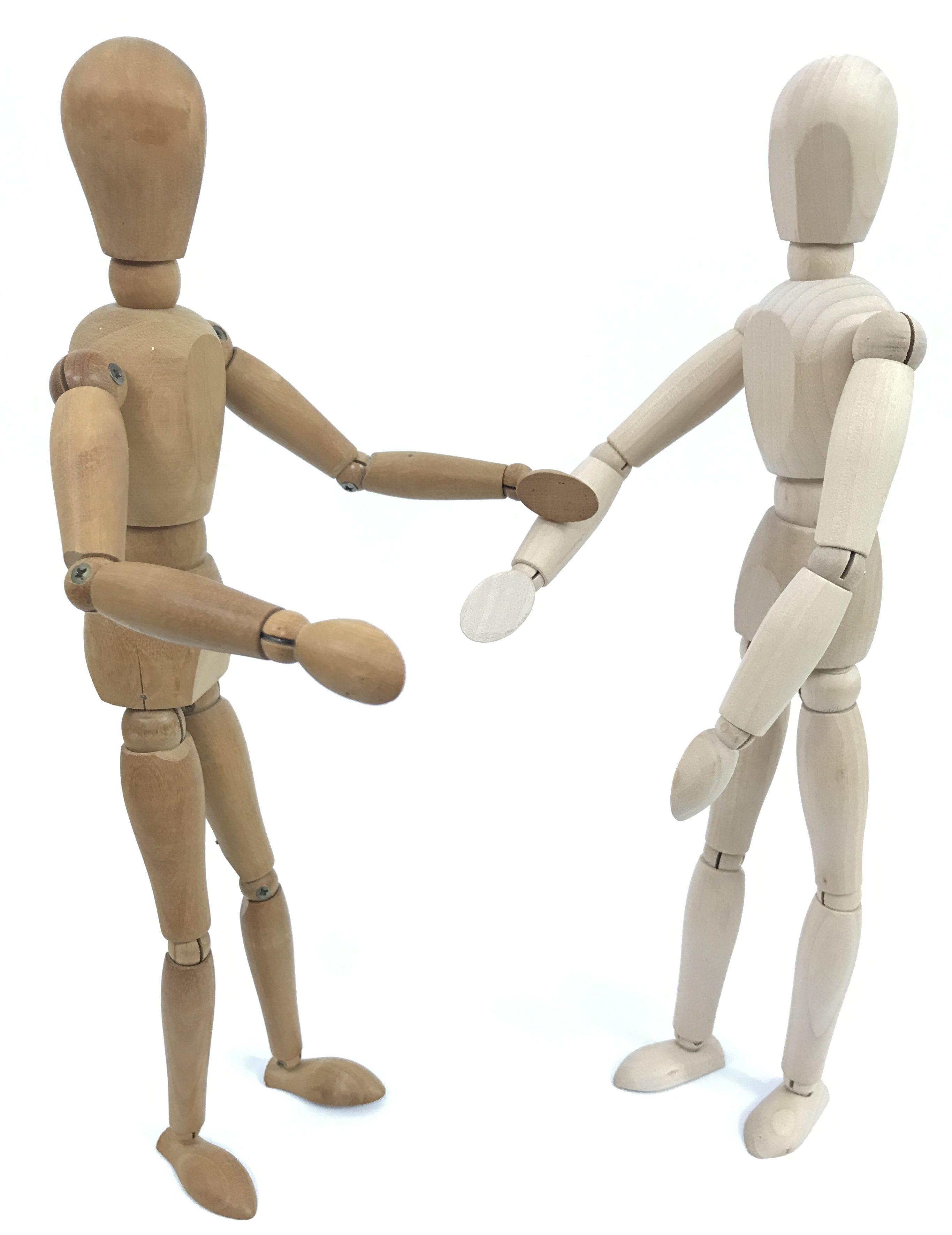 Gesunde Balance über Psychotherapie wieder herstellen.