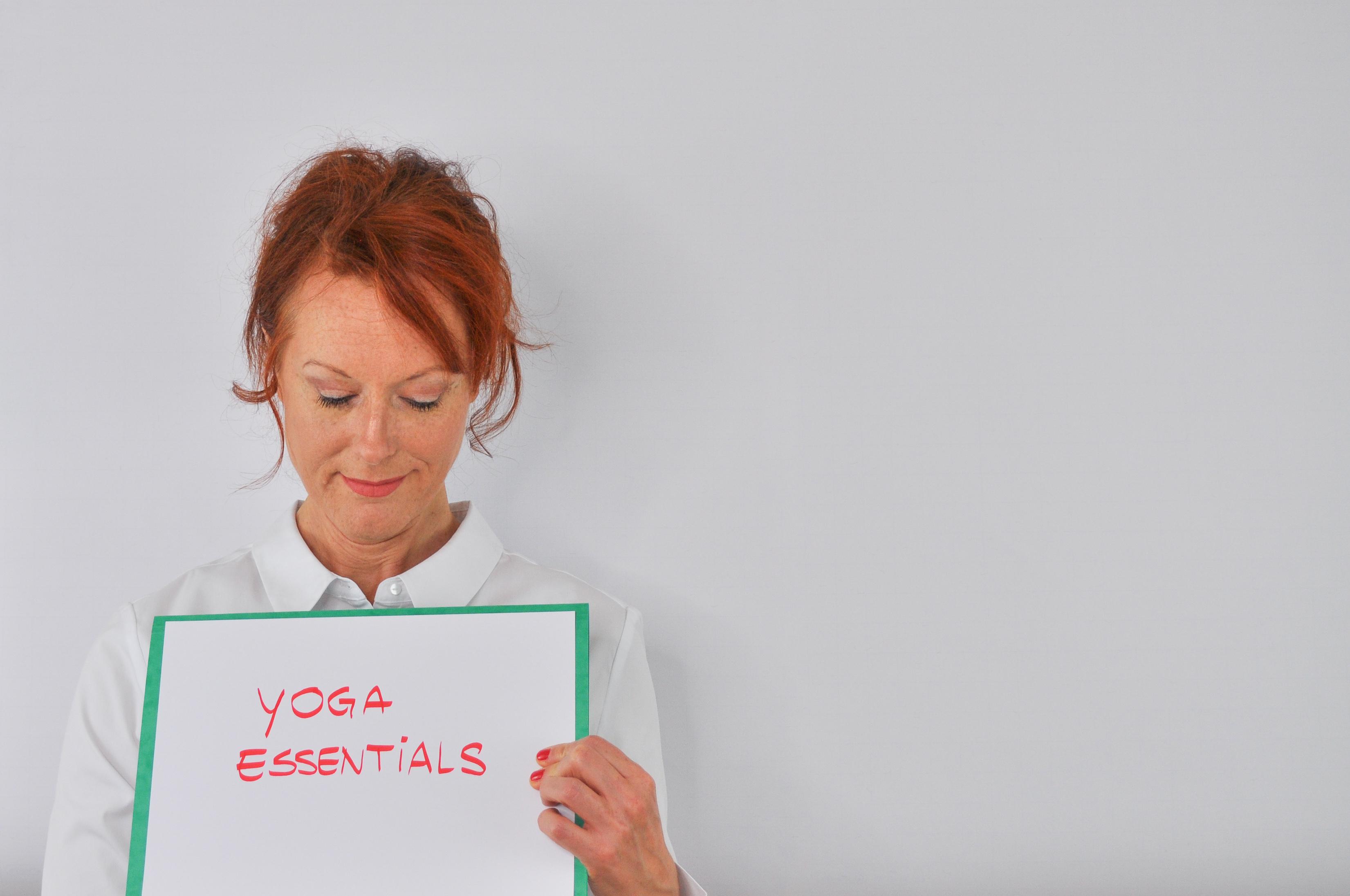 Mein Angebot für Yoga-Einsteiger: Yoga Essentials