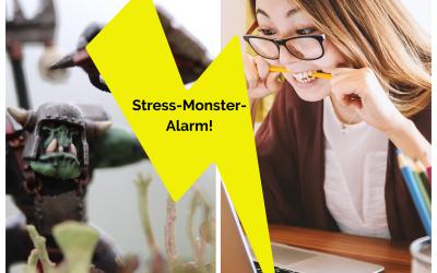 Stabil im Stress – die Zähmung der Stress-Monster