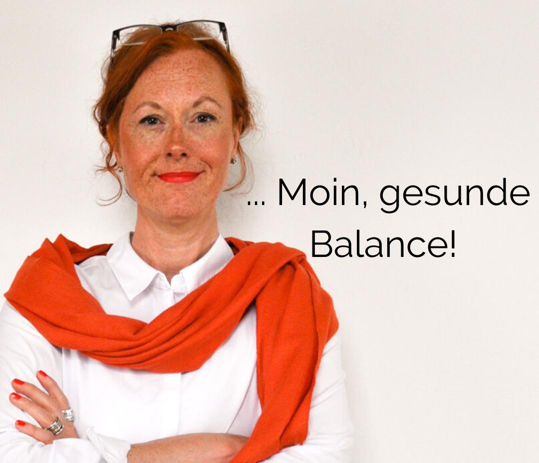 Gesunde Balance im Alltag finden: Ich helfe dir dabei!