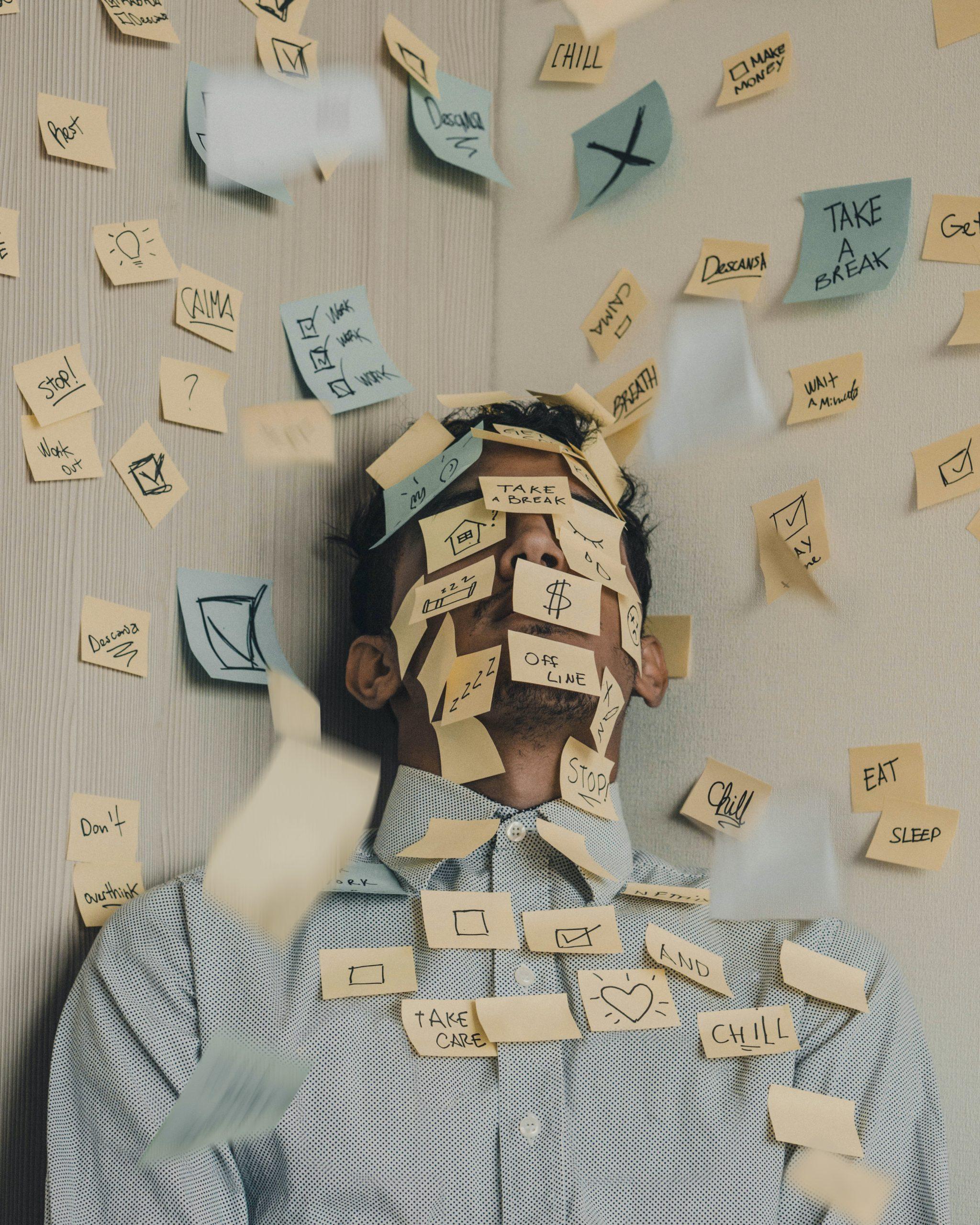 Stress und Krisen: ein anstrengendes Team