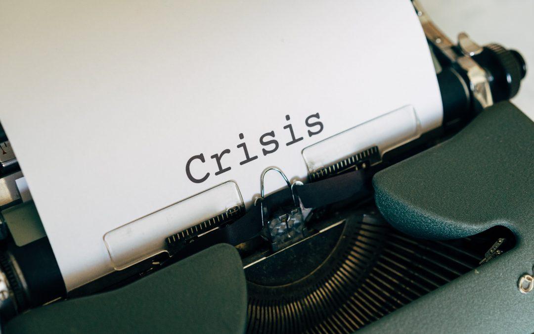 Stress und Krisen gehen Hand in Hand.