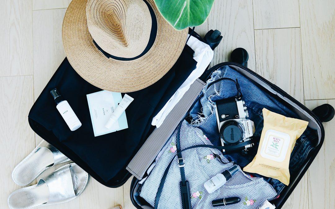 Raus aus dem Stress, rein in den Urlaub