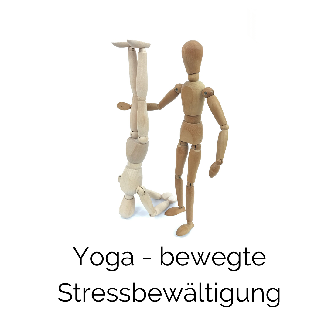 Stress bewältigen durch Yoga