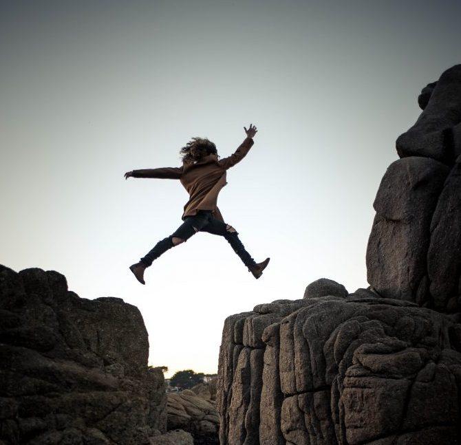Mut zur Veränderung: Wage den Schritt ins Unbekannte!