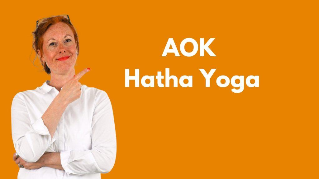 Mein Angebot für AOK-Versicherte: Yoga