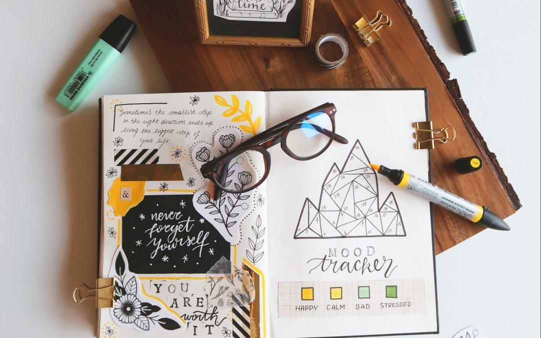 Bullet Journal Ideen für Anfänger