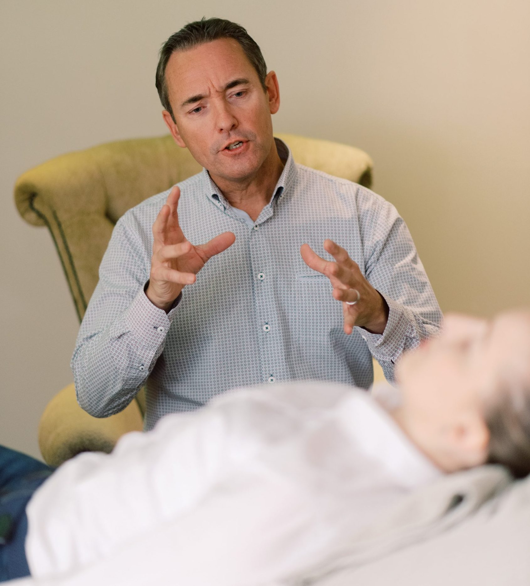 Der Psychotherapeut: Was behandelt er?