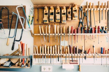 Therapieverfahren sind wie Werkzeuge.