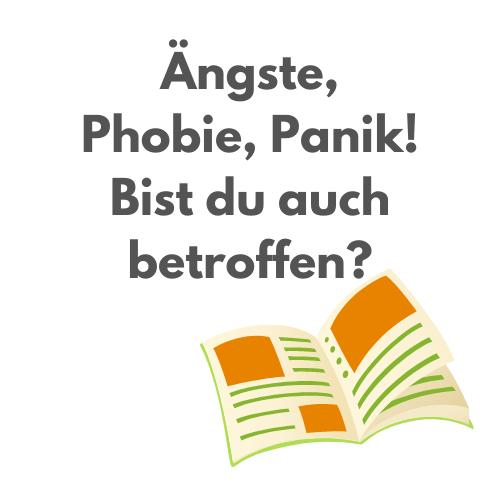 "Hier entlang zum Artikel ""Ängste, Phobie, Panik! Bist du auch betroffen?"""
