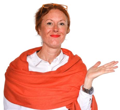 Gerne stellt Julia, die Stress-Expertin, auch Ihrem Medium Ihr Wissen zur Verfügung!