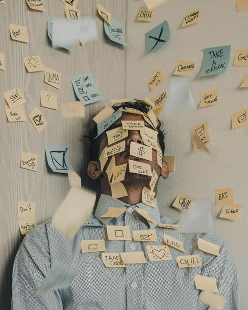 Wo kommt all der Stress nur her?!?!