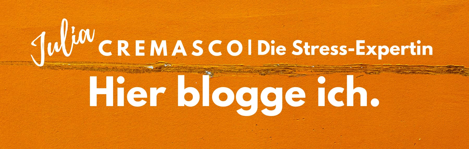 Blog - Die Stress Expertin