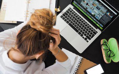 Stress auf der Arbeit? Tipps für Stressbewältigung am Arbeitsplatz